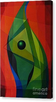 Flow Canvas Print by Alberto DAssumpcao