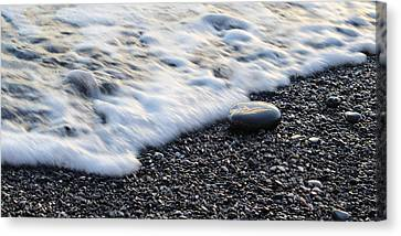 Flow Canvas Print