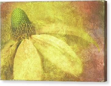 Patchwork Canvas Print - Flower Magnifico by JQ Licensing