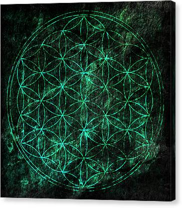 Flower Of Life 1 Canvas Print