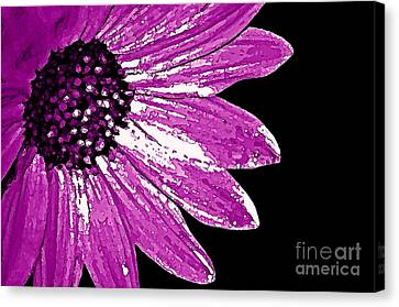 Flower Power  Canvas Print by Juls Adams