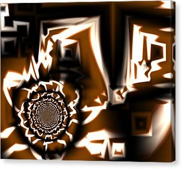 Flower5k Canvas Print by Alex Porter