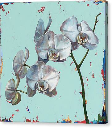 Flowers #10 Canvas Print by David Palmer