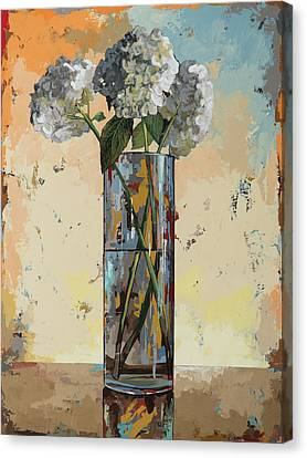Flowers #16 Canvas Print by David Palmer
