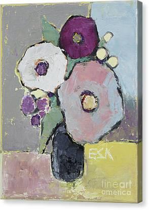 Flowers 1602 Canvas Print