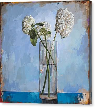 Flowers #5 Canvas Print by David Palmer