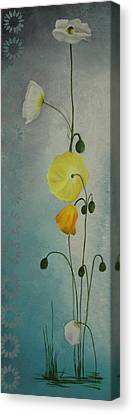 Flowers For Everyone Canvas Print by Jane Autry