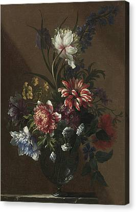 Flowers Canvas Print by Celestial Images