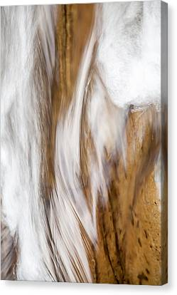 Williams River Canvas Print - Flowing Free by Az Jackson