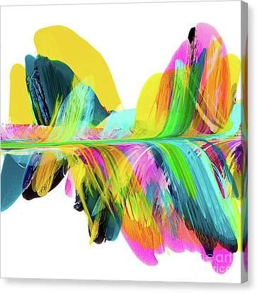 Fluidity #31 Canvas Print