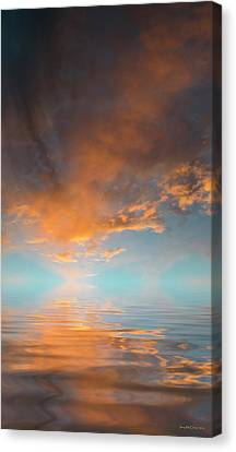 Focal Point Canvas Print by Jerry McElroy