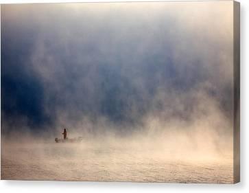Fog Canvas Print by Fproject - Przemyslaw Kruk