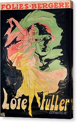 Folies Bergeres Canvas Print