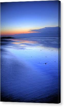 Folly Beach Dawn II Canvas Print by Dustin K Ryan