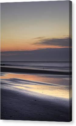 Folly Beach Morning  Canvas Print by Dustin K Ryan