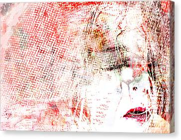 For I Am Canvas Print by Danica Radman