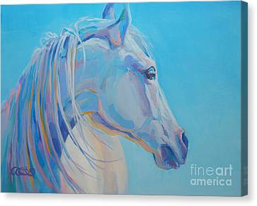 For Melissa Canvas Print by Kimberly Santini