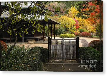 Forbidden Garden Canvas Print by Eena Bo