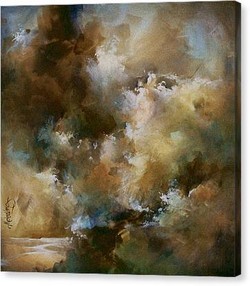 Force Of Nature Canvas Print by Michael Lang