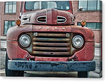 Ford 4623 Canvas Print by Guy Whiteley
