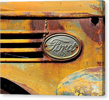 Ford 85 Canvas Print