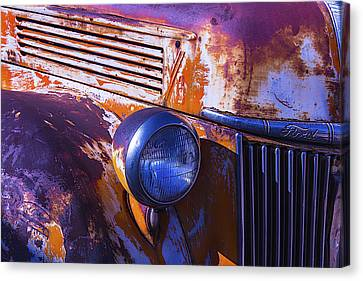 Ford Truck Canvas Print by Garry Gay