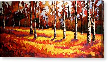 Forest Edge Canvas Print