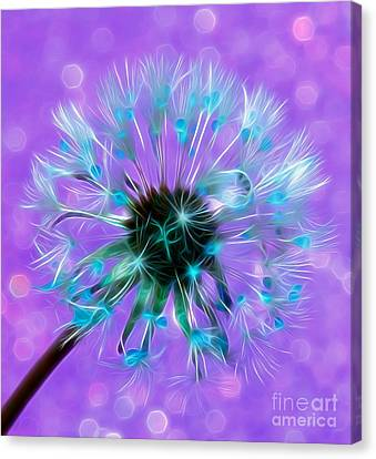 Forever Wishing Canvas Print