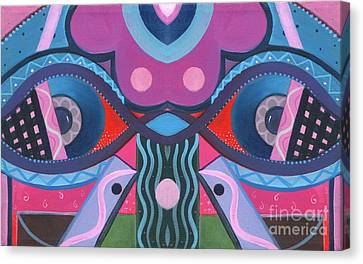 Forever Witness 2 Canvas Print by Helena Tiainen