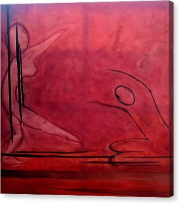 Forgive Me Canvas Print by David Hatton