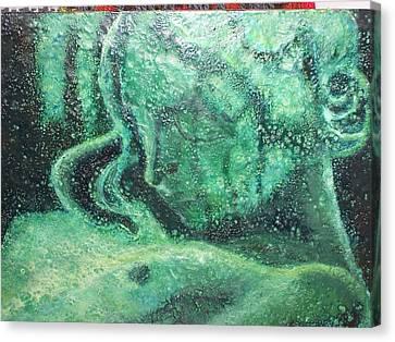 Forgotten Canvas Print by Karla Phlypo-Price