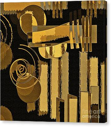 Canvas Print - Formes - Ab8bt3b by Variance Collections