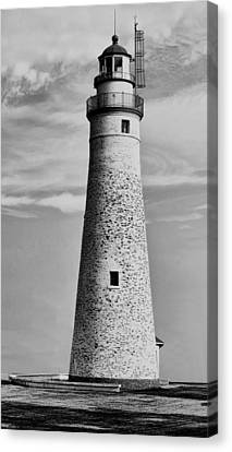 Fort Gratiot Lighthouse Canvas Print by Pat Cook