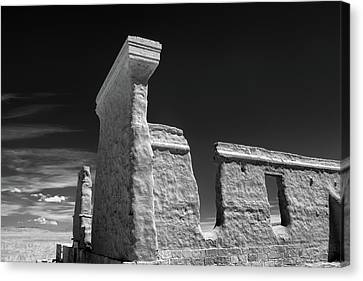 Fort Union Ruins Canvas Print by James Barber