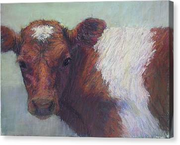 Foundling Canvas Print by Susan Williamson