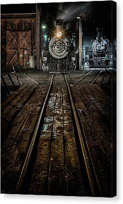 Four-eighty-two Canvas Print