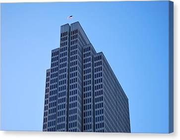 Four Embarcadero Center Office Building - San Francisco Canvas Print
