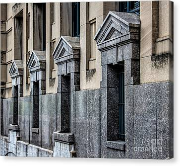 Four Of A Kind Canvas Print by Jon Burch Photography