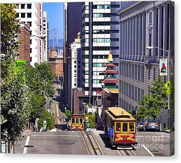 Four Points - San Francisco Canvas Print