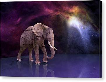 Fragile Canvas Print by Betsy Knapp