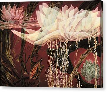 Fragility Canvas Print by Charles Cater