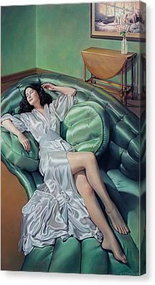 Francesca Canvas Print