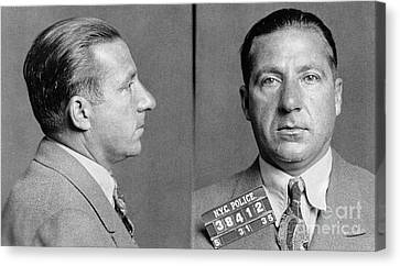 Frank Costello (1891-1973) Canvas Print by Granger