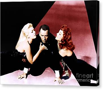 Frank Sinatra Publicity Photo For The Film Pal Joey. Canvas Print