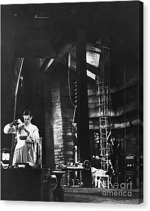 Frankenstein, 1931 Canvas Print by Granger