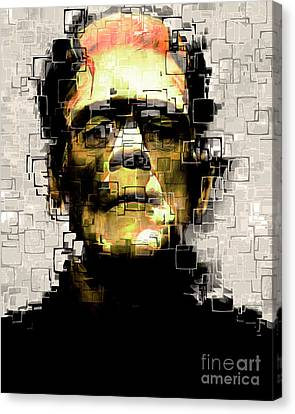 Frankenstein 20170325 Canvas Print by Wingsdomain Art and Photography