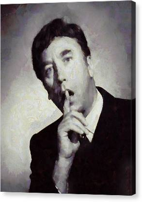 Frankie Howerd, Carry On Actor Canvas Print