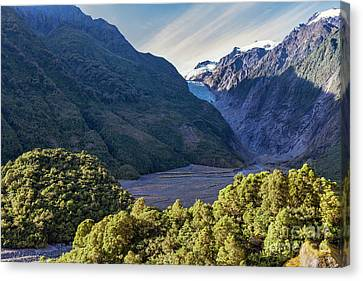 Franz Josef, New Zealand Canvas Print