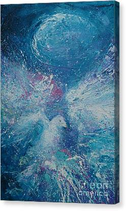 Lynyrd Skynyrd Canvas Print - Freebird by Dan Campbell