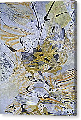 Free Form Canvas Print by Nancy Kane Chapman